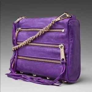 🆕🛍 Rebecca Minkoff Mini 5-zip Crossbody